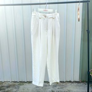 Vintage CUE Curated High Waisted Pants Tapered